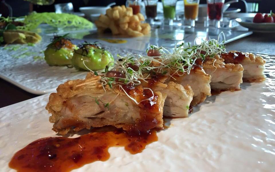 Ruyi and Lyn Restaurant Chicken