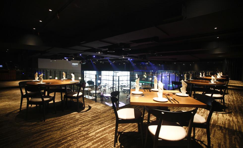 Ruyi and Lyn Restaurant  mezzainelevel