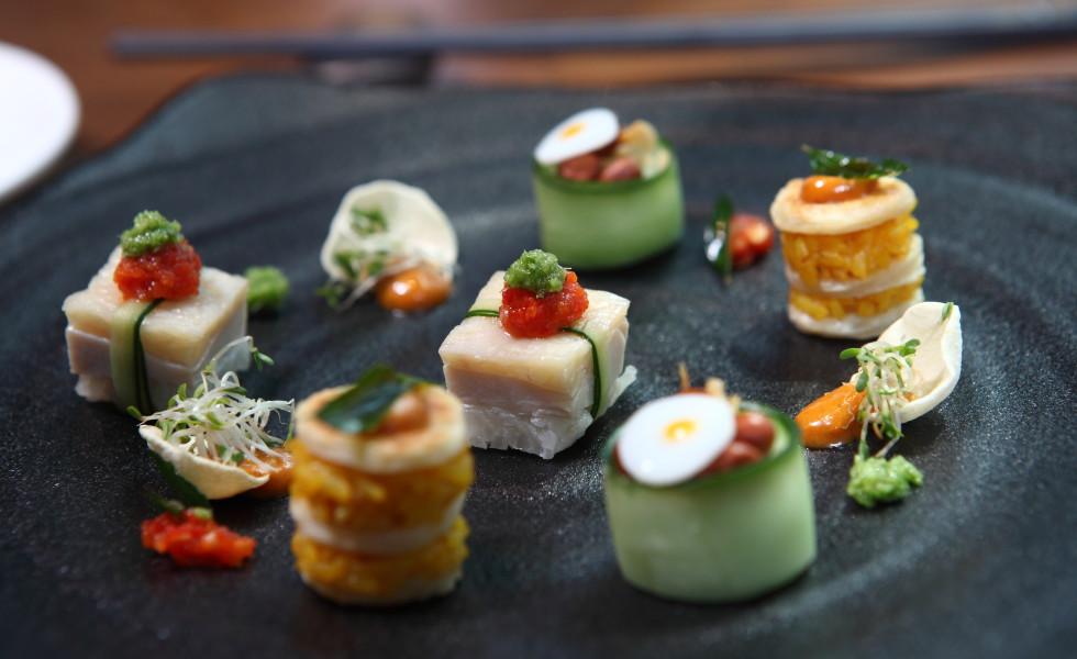 Ruyi and Lyn Restaurant sushi