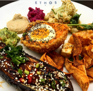 Ethos vegetarian food