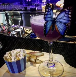Drinks and Food in Kuala Lumpur