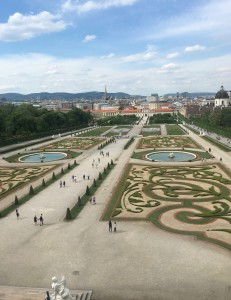 Belvedere Gardens and Orangery