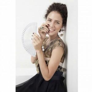 Fiorella Migliore actress for Deshabille Magazine