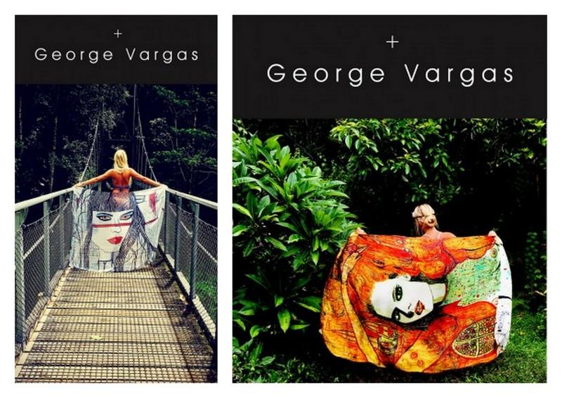 george vargas scarf