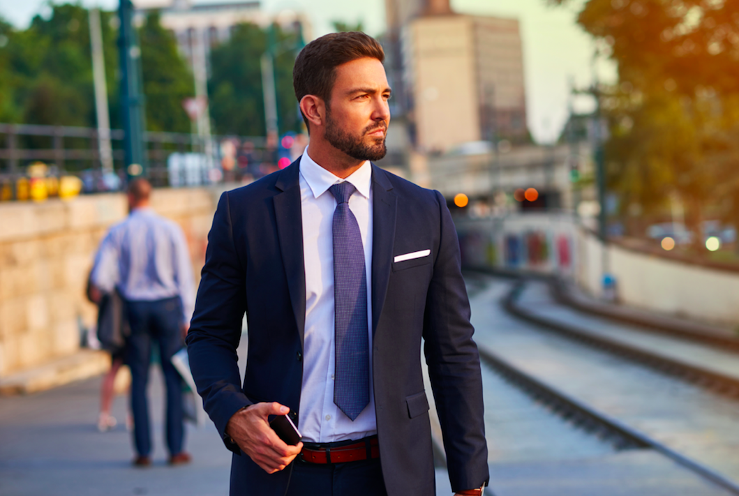 The Tailor Network business suits Men