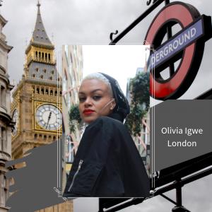 Olivia Igwe art director