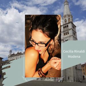 Cecilia Rinaldi Ethical designer