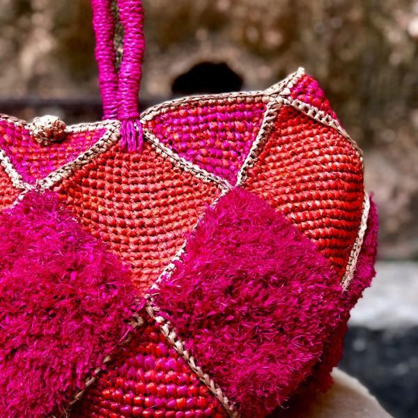 Handmade Raffia bag M4WOMAN